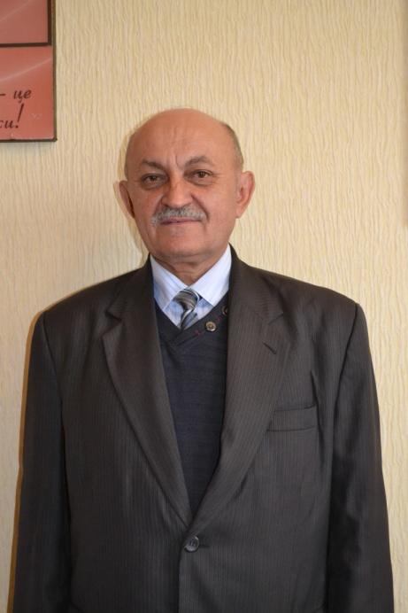 СПІВАК Валерій Сергійович