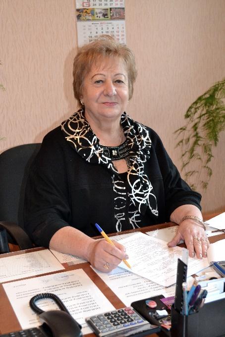Мороз Галина Романівна