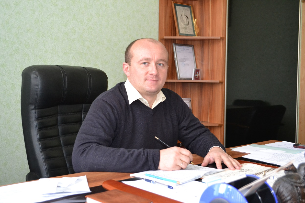 Чорний Роман Степанович